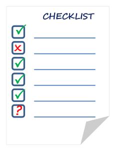 Checklist: dit moet je weten over je WordPress website