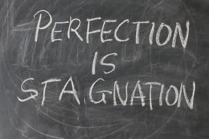 Omgaan met kritiek op jouw website: streef niet naar perfectie
