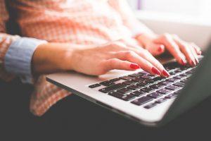 Webteksten schrijven met plezier